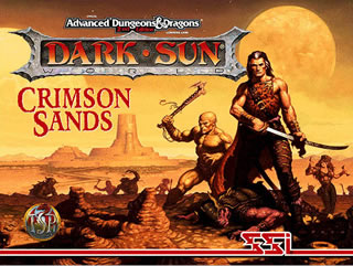 Dark Sun Online - Crimson Sands
